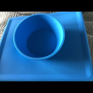 Other - Silicone food bowl